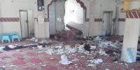 بلوچستان، نماز جمعہ کے دوران کچلاک کی مسجد میں دھماکا، 4 شہید
