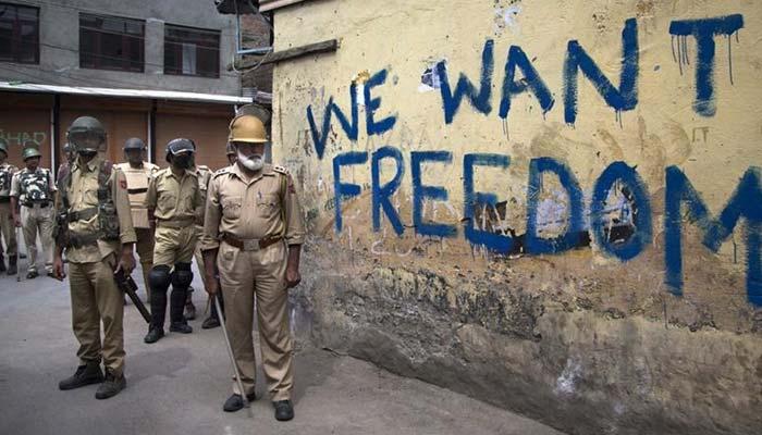 بھارت کی تقسیم اورکشمیر کی جلد آزادی نظرآرہی ہے، یاور عباس،عبدالمجید ترمبو