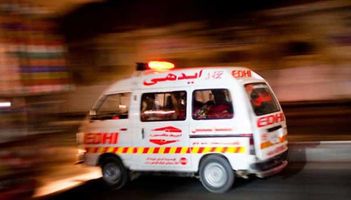 گلشن معمار اور دیگر علاقوں میں ٹریفک حادثات،4افراد جاں بحق