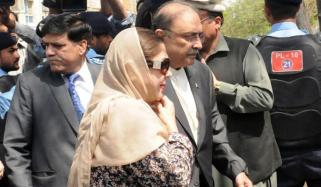 Zardari And Faryal Can Get Facility In Jail At Their Own Expense
