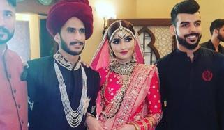 Hasaan Ali Wedding
