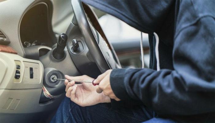 کمزور الیکٹرانک سیکورٹی سسٹم، جدید گاڑیوں کی چوری آسان