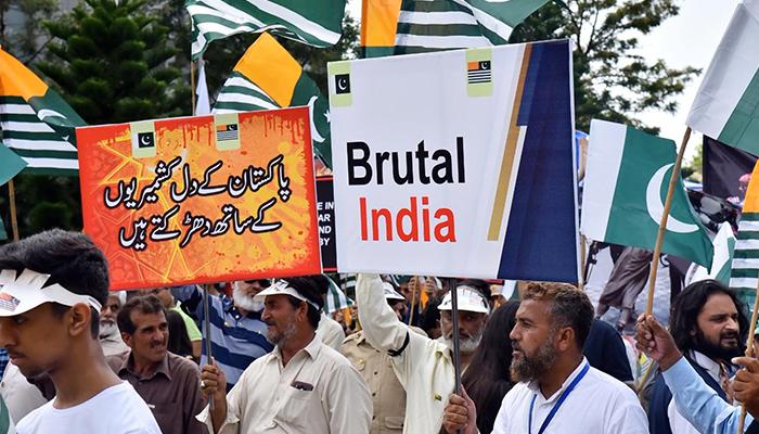 پاکستانی عوام کشمیری مسلمانوں کی جدو جہد میں انکے ساتھ ہیں،علامہ عون نقوی