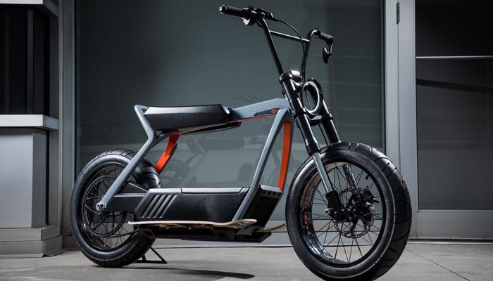 ہارلی ڈیوڈ سن نے بیٹری سے چلنے والی تیز رفتار سائیکل متعارف کرا دی