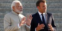Welcome To Modi With Bad Slogans In Paris