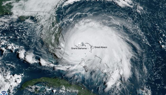 سمندری طوفان امریکی ساحلی پٹی سے ٹکرا گیا، ہلاکتیں 30 ہو گئیں