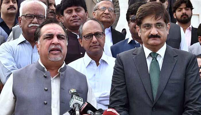 اسٹریٹجک کمیٹی کراچی کے مسائل پرقانونی معاونت کرے گی،گورنرسندھ