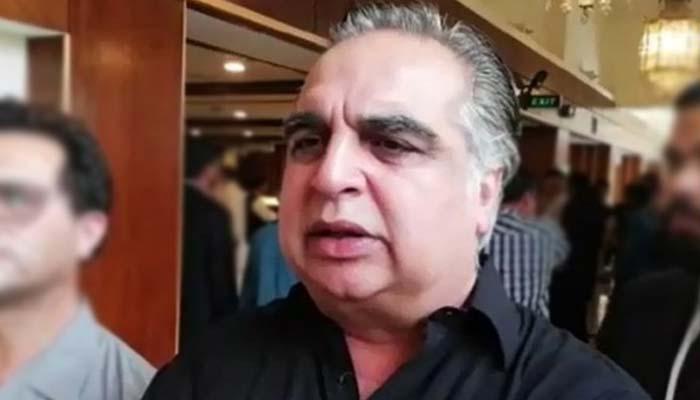 گورنر سندھ عمران اسماعیل نے یوم عاشور کے مرکزی جلوس میں شر کت کی