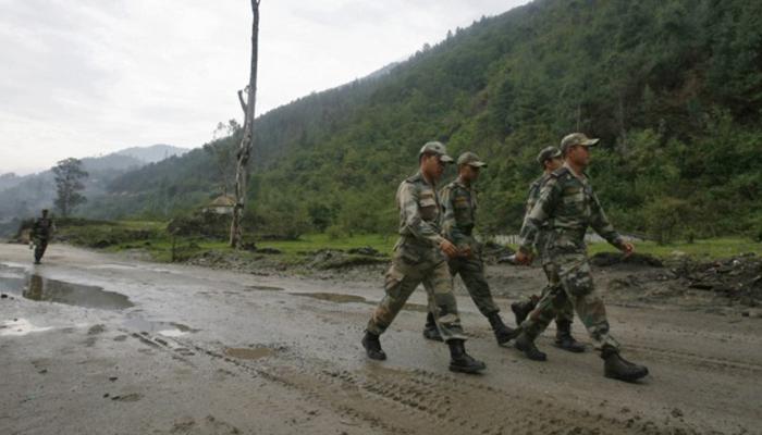 سرحد پر بھارت اور چین کے فوجیوں میں تصادم، سرحدی کشیدگی میں اضافہ