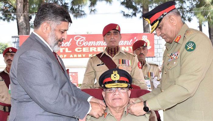 فوج میں اعلیٰ سطح کے تبادلے، سدرن کمانڈاور راولپنڈی کے نئے کمورکمانڈر مقرر