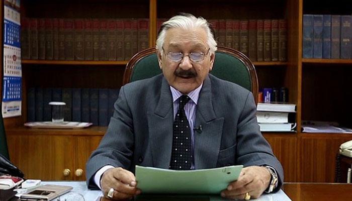 وفاقی حکومت کا چیف الیکشن کمشنر کیخلاف ریفرنس دائر کرنیکا فیصلہ