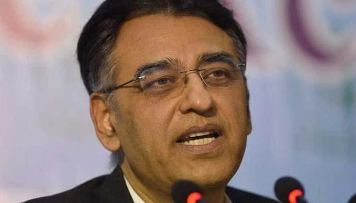 کراچی 10کھرب دیتا ہے اس پرعشر عشیر بھی نہیں لگتا،اسدعمر