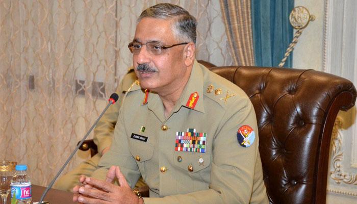 پاکستان اور برطانیہ امن کیلئے پارٹنر ہیں، جنرل زبیر محمود حیات