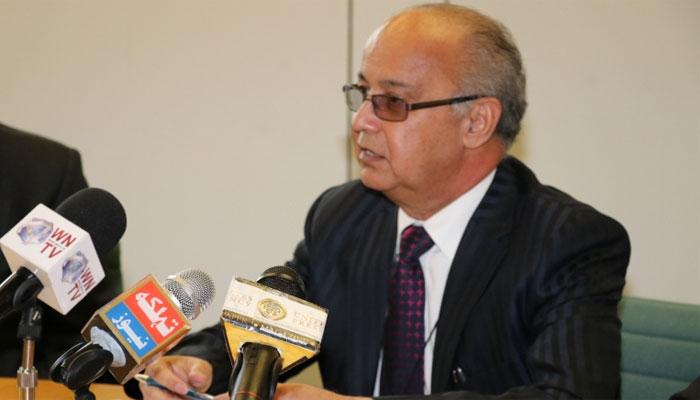 کمیونٹی یورپی ارکان پارلیمنٹ کو مسئلہ کشمیر اٹھانے کیلئے متحرک کرے، راجہ نجابت حسین