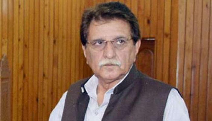 مقبوضہ کشمیر کے عوام کے ساتھ اظہار یکجہتی، آزادکشمیر بھر میں بڑے اجتماعات کرانے کافیصلہ