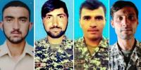افغان سرحد اور کنٹرول لائن پر پھر جارحیت، 5 جوان اور شہری خاتون شہید