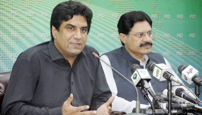 اسلام آباد کو کراچی نہیں بننے دینگے، مشیر وزیر اعظم، میئر سے استعفیٰ کا مطالبہ
