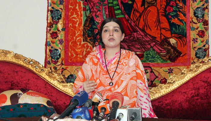 مقبوضہ کشمیر میں بھارتی فوج نے 300  لڑکیوں کو اغوا کر لیا، مشعال ملک