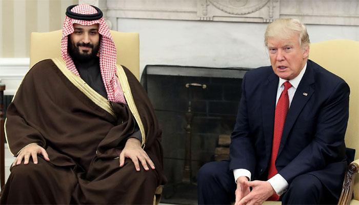 سعودی تنصیبات پر حملے کا ذمہ دار ایران، امریکا، تہران کی تردید، ٹرمپ کی محمد بن سلمان کو مدد کی پیشکش
