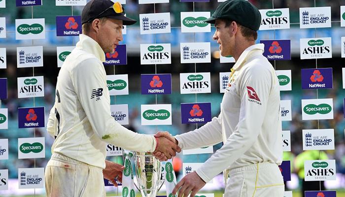 انگلینڈ نے پانچواں ٹیسٹ جیت کر سیریز ڈرا کرلی