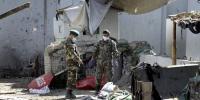افغان صدر کی ریلی، خودکش دھماکے، 48 ہلاک