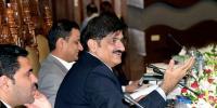 Ppps Leader Arrested Nab Summons Cm Sindh