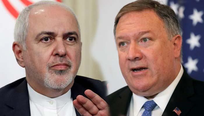 سعودی تنصیبات پر حملہ، ایران امریکا آمنے سامنے