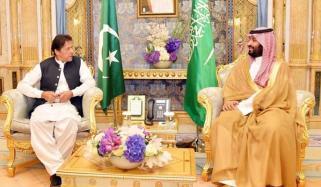 پاکستان اور امریکا سعودیہ کیساتھ