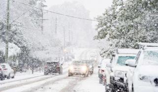 Snowfall In Australia