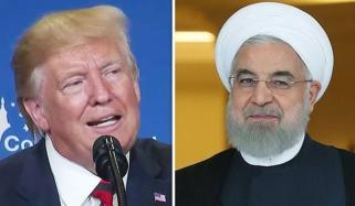 امریکا ایران کشیدگی عروج پر