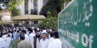 Fbr And Businessman Went On Path Of Collision
