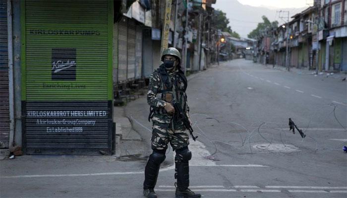 مقبوضہ کشمیر، بھارتی فوج کی گھر گھر تلاشی، فائرنگ سے دو نوجوان شہید