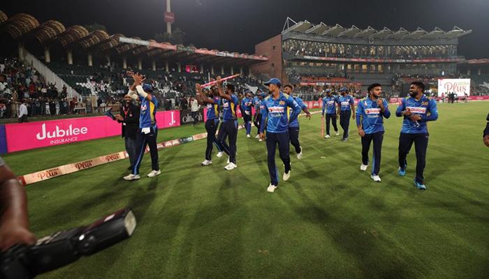 سری لنکا کا پاکستان میں ایک ٹیسٹ کھیلنے پر غور