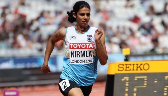بھارتی خاتون ایتھلیٹ نرملا کی دھوکے بازی کا پردہ چاک
