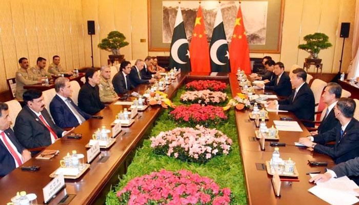 عالمی برادری دہشت گردی کے خلاف اقدامات کی پاکستان کی کوششوں کو تسلیم کرے، چین