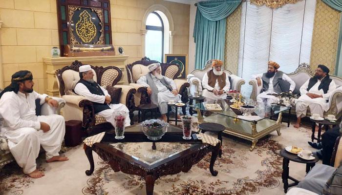 اب 31 اکتوبر کو اسلام آباد پہنچیں گے، فضل الرحمٰن، یہ خودکشی ہوگی، وزیرداخلہ