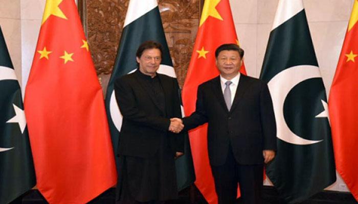 چینی ذرائع ابلاغ میں عمران خان کےدورہ کی نمایاں کوریج