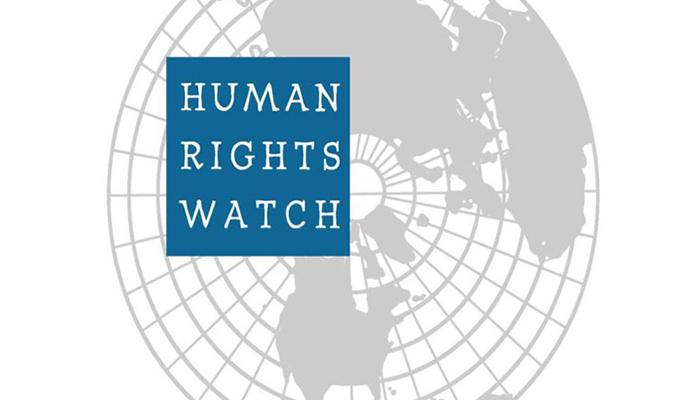ہیومن رائٹس واچ کامقبوضہ کشمیر سے لاک ڈاؤن ،فوجی کارروائیاں ختم کرنے کامطالبہ