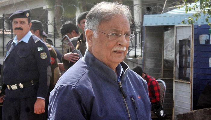 حکومت سے نجات او رمعاشی استحکام کیلئے فضل الرحمٰن کا دھرنا اہم ہوگا، پرویز رشید