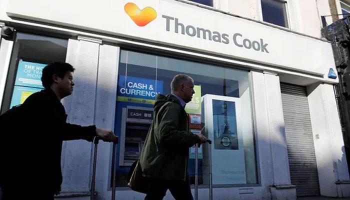 تھامس کک کی 555 شاپس اس کا متحارب گروپ خریدے گا