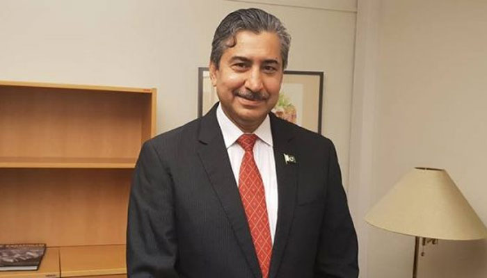 نومنتخب کونسلرز کشمیر کی نمائندگی کریں، ظہیر پرویز خان