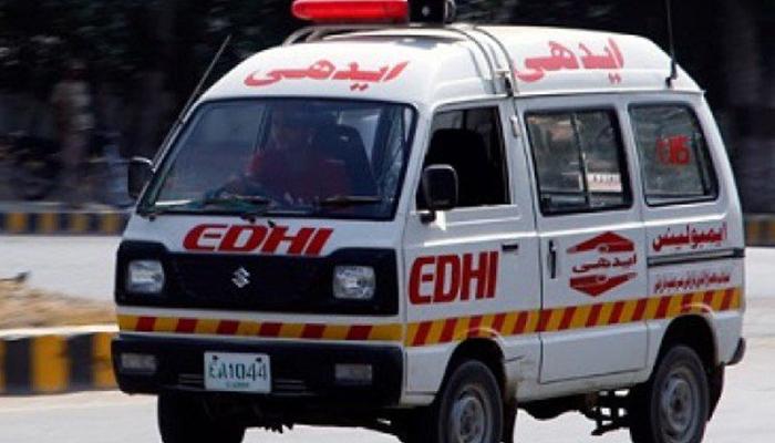 کورنگی، ڈکیتی کے دوران لڑکا زخمی،ڈاکوؤں کی فائرنگ سے انکا ساتھی مارا گیا