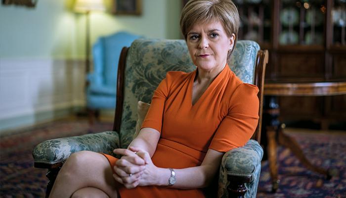 اسکاٹ لینڈ کی آزادی کیلئے قانونی اورنئے ریفرنڈم کا راستہ اختیار کریں گے، نکولاسٹرجن