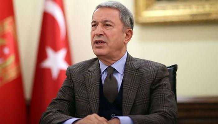 امریکی پوسٹ پر کسی طرح کا کوئی فائر نہیں کیا گیا،ترک وزیر دفاع