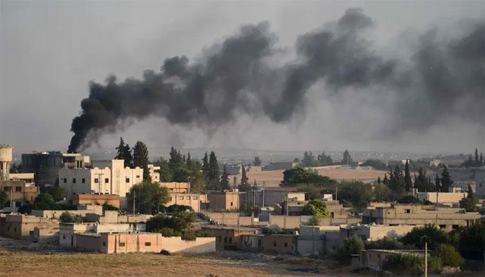 4 روز میں 480 کرد جنگجو مار دیئے، ترک دعویٰ، داعشی قیدیوں کی نگرانی کی ذمہ داری لینے کا اعلان