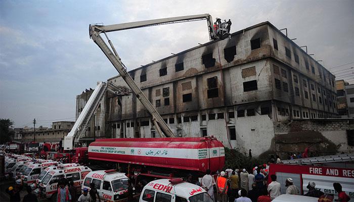 سانحہ بلدیہ فیکٹری کیس میں ایس ایس پی ساجد سدوزئی کا بیان قلمبند