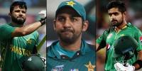 Sarfraz Out From Top Three Formats