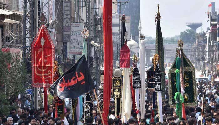 چہلم امام حسینؑ کےمرکزی جلوس کی قیادت بوتراب اسکائوٹس کریگی،تصدق ندیم