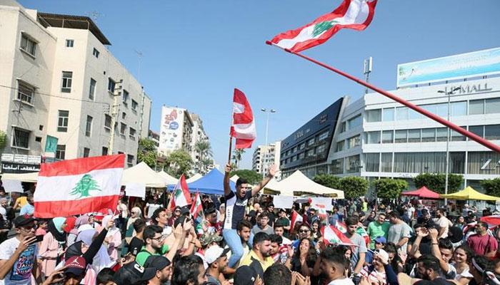 معیشت کی تباہی، لبنان میں توڑ پھوڑ، جلائو گھیراؤ، راستے بند، فوج آگئی