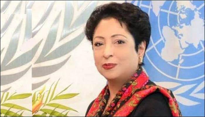 ملیحہ لودھی آئندہ ہفتے اقوام متحدہ میں اپنا عہدہ چھوڑ دیں گی